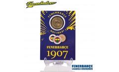 Coin Card Fenerbahçe Spor Kulübü Hatıra Para Kartı