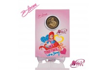 Winx Bloom Coin Card Dikey CCWINX04