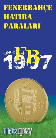 Fenerbahçe Hatıra Paraları